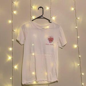 Sponge bob/ Krusty Crab T shirt